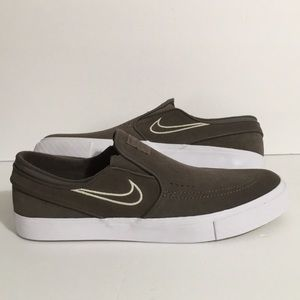 Nike Zoom Stefan Janoski Slip On Men Shoes Size 11